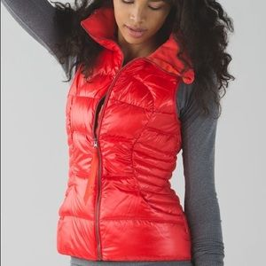 Lululemon Fluffin Awesome Puffer Vest